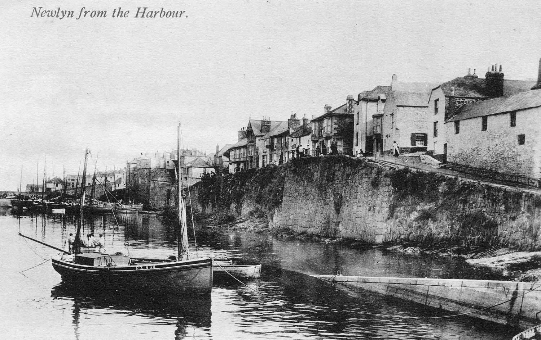 Postcard published by Harvey Barton & Son